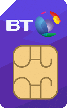 Find and compare the best BT Mobile SIM only deals