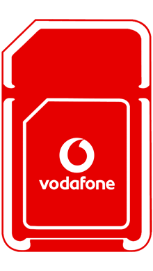 Find and compare the best Vodafone SIM only deals